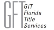 LOGO for GIT Florida Title Services