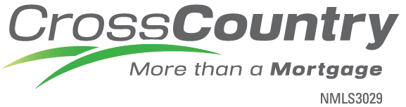 Logo for Cross Country Mortgage - More than a Mortgage.