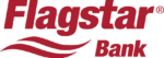 Logo for Flagstar Bank.