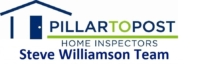 Logo for Pillar to Post Home Inspectors Steve Williamson Team.