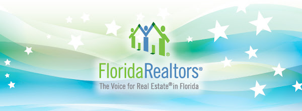 Florida Realtors logo. The Voice for Real Estate in Florida.