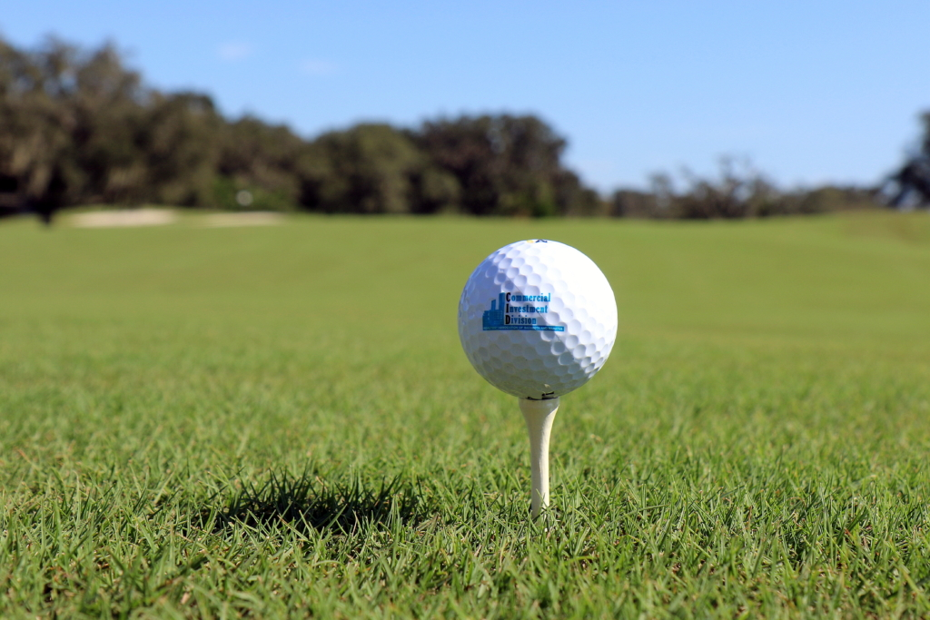 CID Golf Ball
