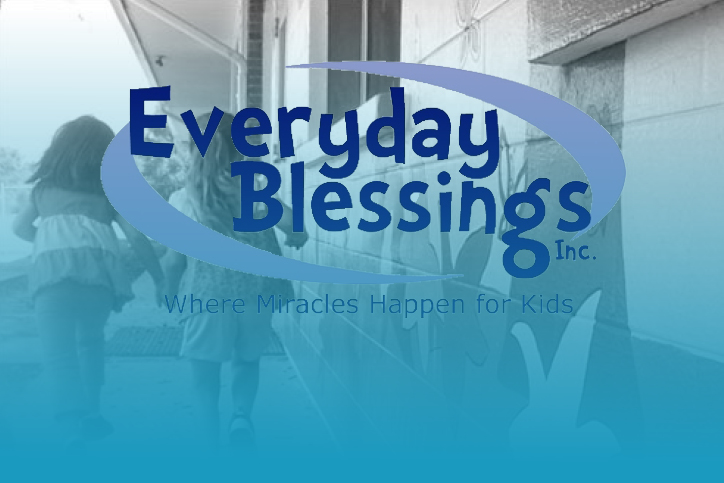 Everyday Blessing Button