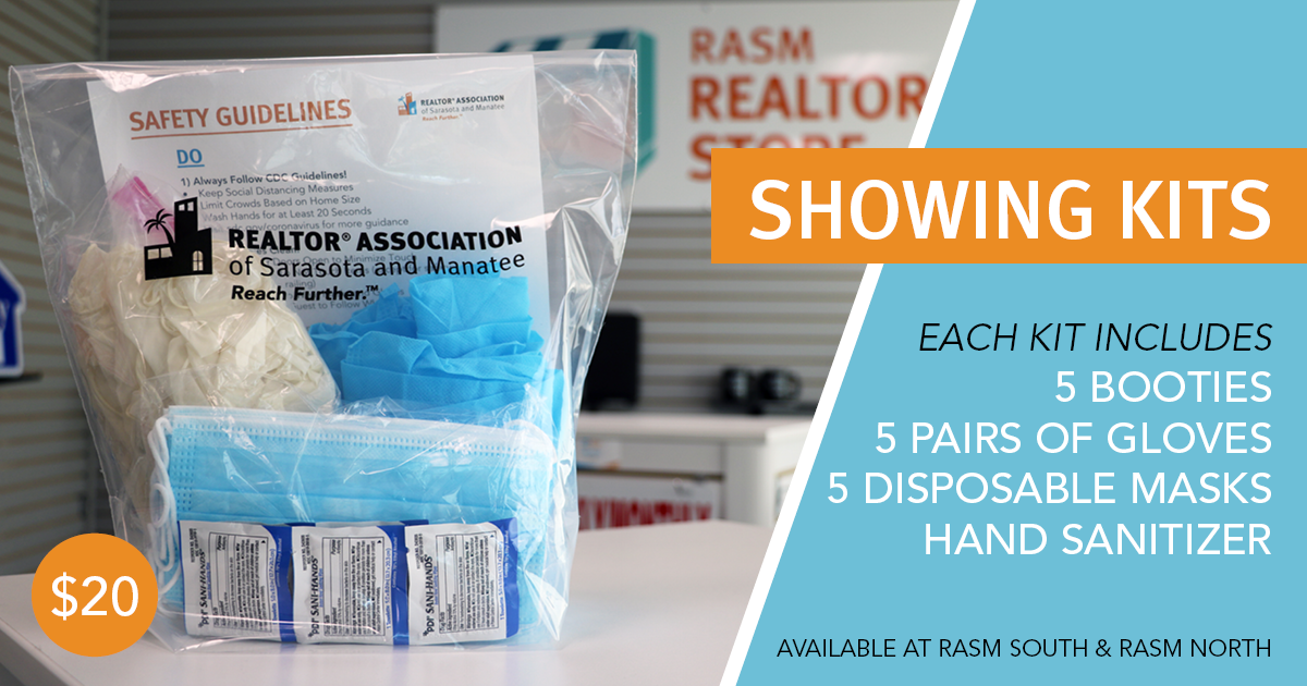 Showing Kits Available at REALTOR® Store